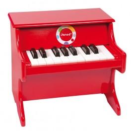 Piano Rouge Confetti Janod