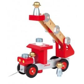Camion de Pompiers Janod