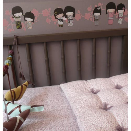 D co chambre kokeshi for Decoration chambre kokeshi