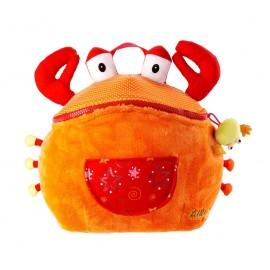 Sac à Dos Oscar le Crabe par Lilliputiens