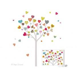 L'arbre à Coeurs Série-Golo