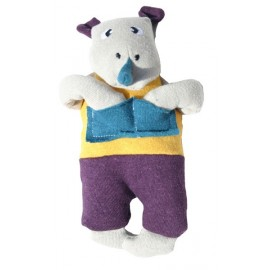 "Rhino ""In The Pocket"" Doudou Bio"