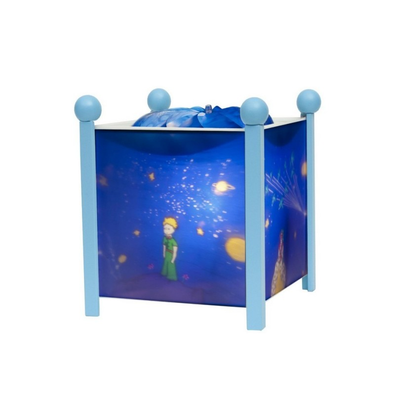 lanterne magique le petit prince bleu trousselier. Black Bedroom Furniture Sets. Home Design Ideas