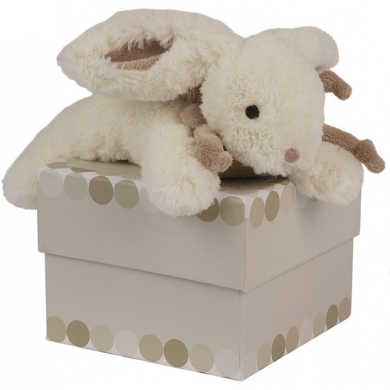 doudou lapin bonbon taupe petit mod le doudou et compagnie. Black Bedroom Furniture Sets. Home Design Ideas