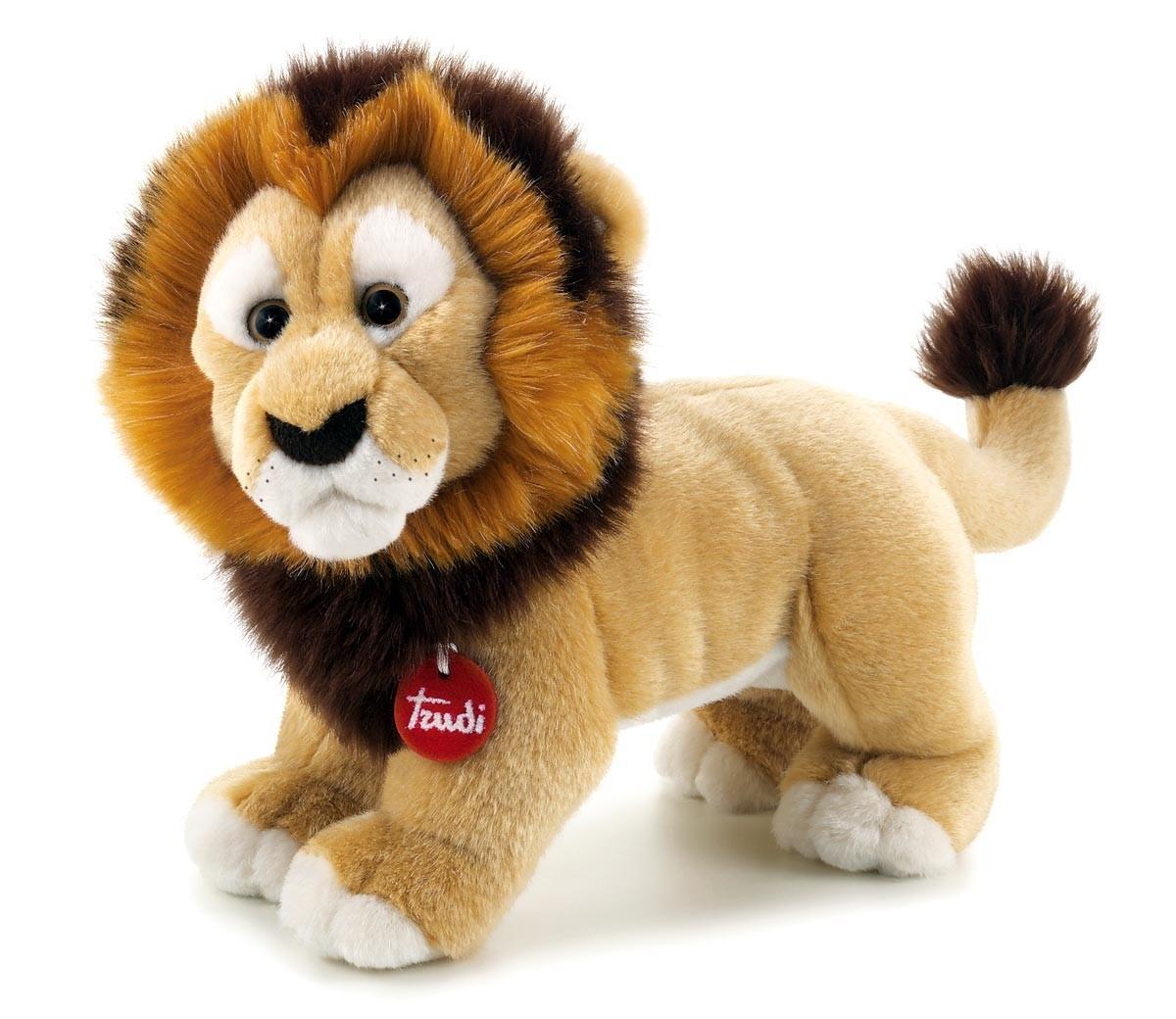 Lion et son bébé  Jouet Trudi Animaux sauvages  Place des Gônes