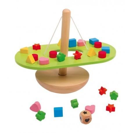 Balancier jeu d'équilibre Legler