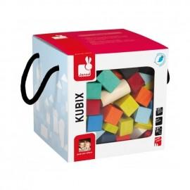 Kubix 100 Cubes Janod