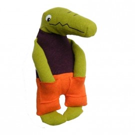 Croco In the Pocket Doudou Bio