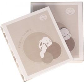 Album photos lapin bonbon taupe (50vues)