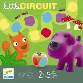 Little Circuit Jeu de parcours Djeco
