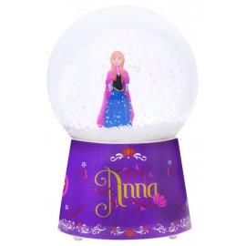 Boule à neige musicale Anna Trousselier
