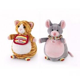 Marionnette Chat et Souris Trudi