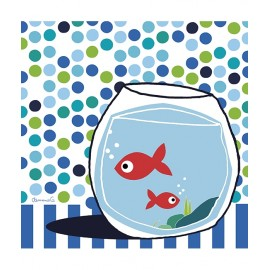 Tableau Poissons Lilipinso