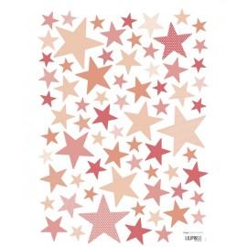 Stickers Etoiles My Superstar Orange symphony