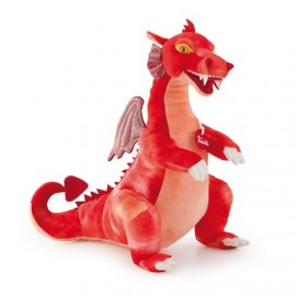 Peluche Dragon rouge Fantasy 40 cm Trudi