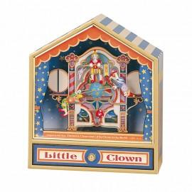 Dancing musical Little Clown Trousselier