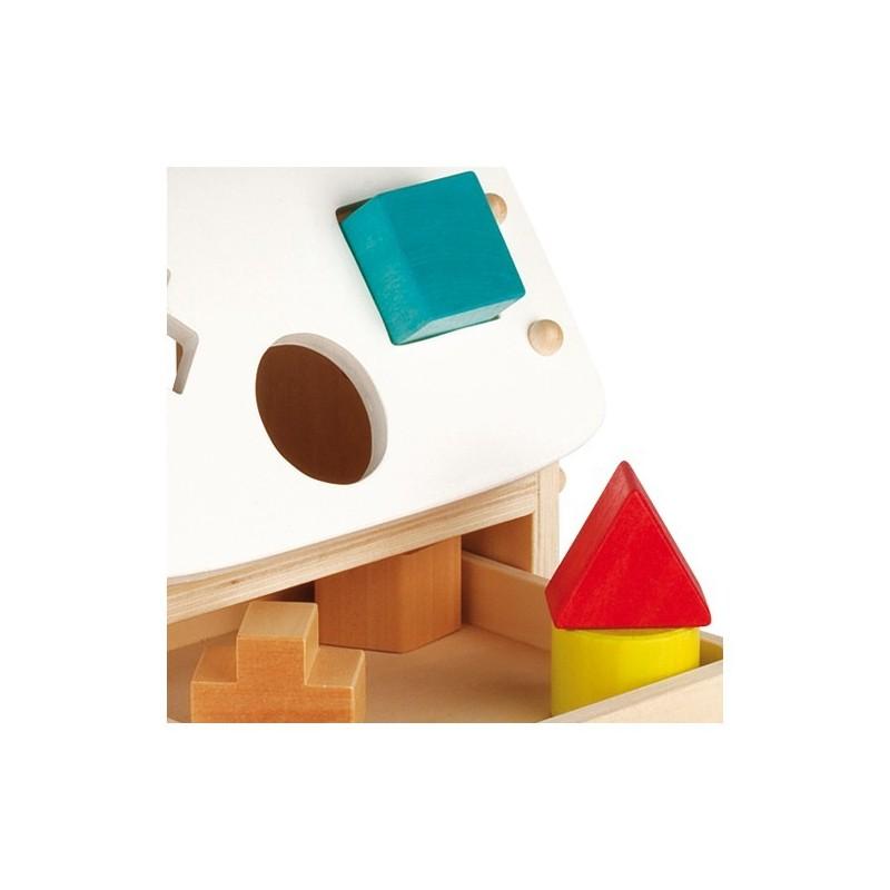 maison bois janod images. Black Bedroom Furniture Sets. Home Design Ideas