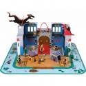 Le château fantastique en valise Janod