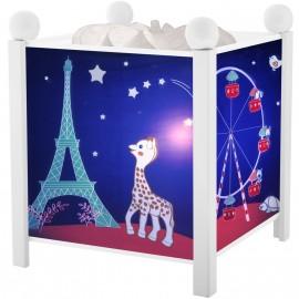 Lanterne Sophie la girafe blanche Paris