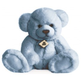 Ours en peluche Bleu indigo Histoire d'Ours 35cm
