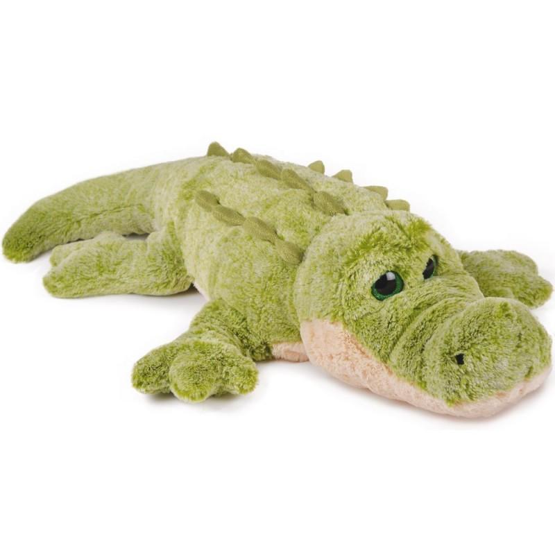 peluche crocodile g ant 70cm histoire d 39 ours. Black Bedroom Furniture Sets. Home Design Ideas