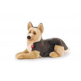 Peluche chien Berger Allemand Fred Trudi (60cm)