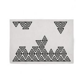 Tapis géométrique boho Lilipinso