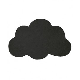 Tapis nuage noir Lilipinso