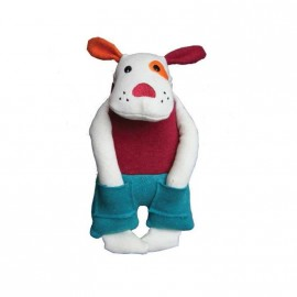 "Chien ""In the Pocket"" Doudou Bio"