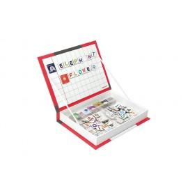 Magnetibook Alphabet Anglais par Janod