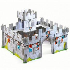 Château médiéval Djeco 3D