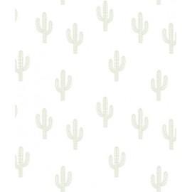 Papier peint cactus verts Lilipinso