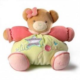 Doudou ours Petite fleur Kaloo