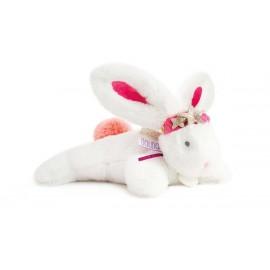 Doudou lapin Petite étoile Tutti Frutti Doudou & Compagnie