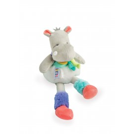 Pantin Hippo Tropi'cool Doudou & Compagnie (30cm)