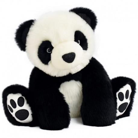 Panda noir So Chic Histoire d'Ours (35cm)