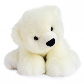 Peluche Ours polaire blanc Histoire d'Ours