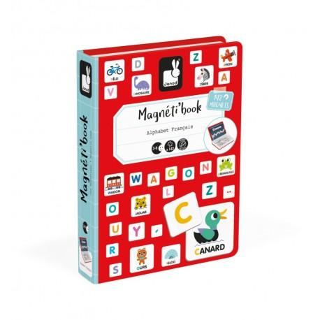 Magnétibook Alphabet Français  Janod