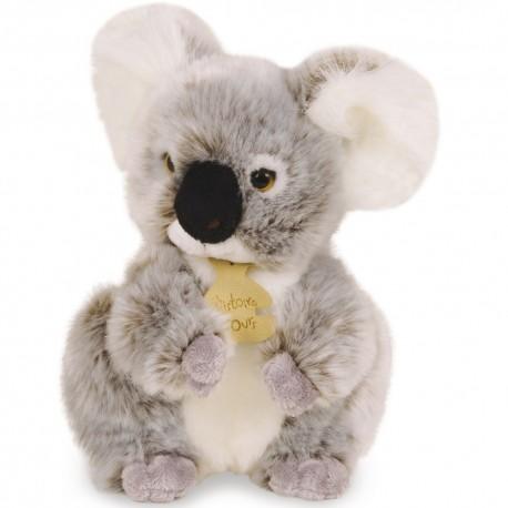 Peluche Koala 20cm les Authentiques Histoire d'Ours