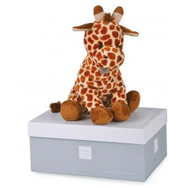 Peluche bébé Girafe Histoire d'Ours