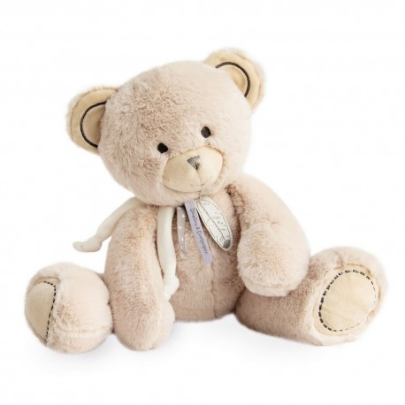 Peluche Ours beige Attrape-rêves Doudou & Compagnie