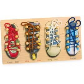Chaussures à lacer Legler