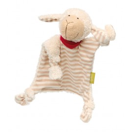 Doudou bio mouton Sigikid