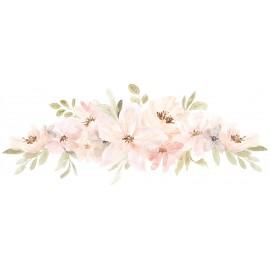 Sticker XL Composition florale Lilipinso