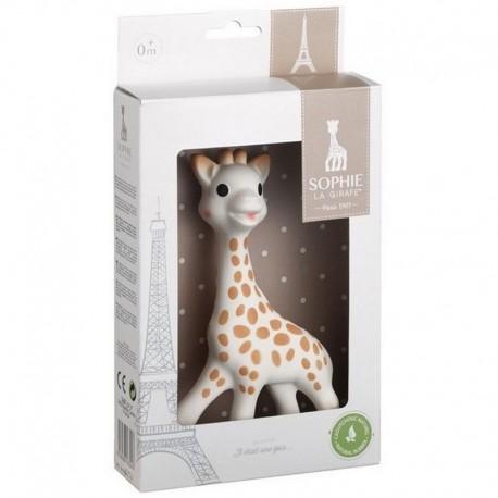 Sophie la girafe en boîte cadeau