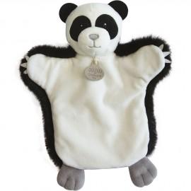 Doudou marionnette Panda Doudou et Compagnie