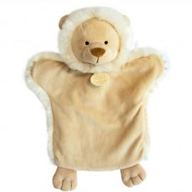 Doudou marionnette Lion Doudou et Compagnie