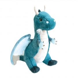 Peluche Dragon émeraude Histoire d'Ours (40cm)