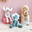 Peluche Lion Sweety chou Histoire d'Ours (30cm)