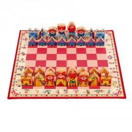 Jeu d'échecs carrousel Janod